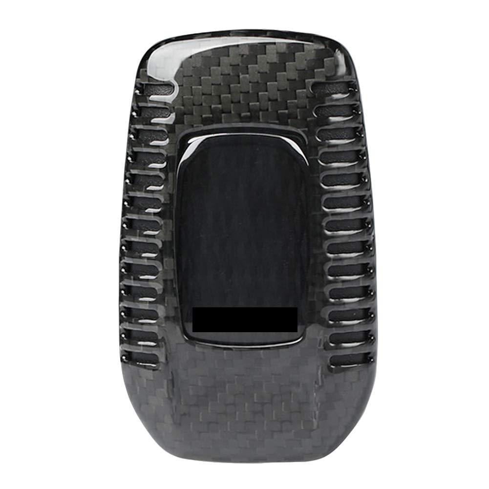Carbon Fiber GZYF Auto Remote Car Key Case Shell Cover Fits Toyota Alphard RAV4 Hilux