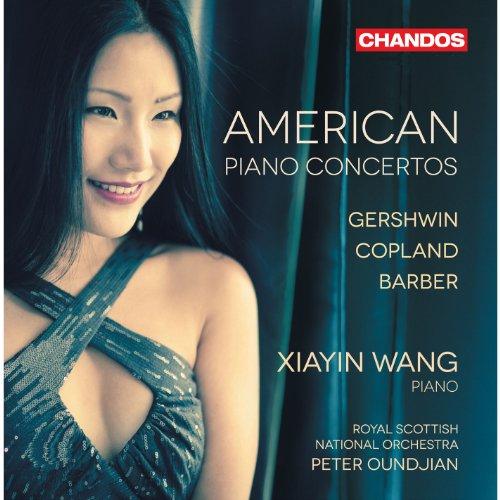 American Piano Concertos (Barber Piano Concerto)