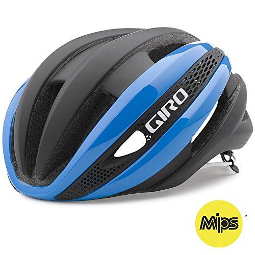 Giro Casque de vélo synthe MIPS 51-55 cm Bleu foncé