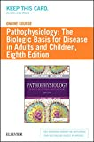 img - for Pathophysiology Online for Pathophysiology (Access Code): The Biologic Basis for Disease in Adults and Children book / textbook / text book