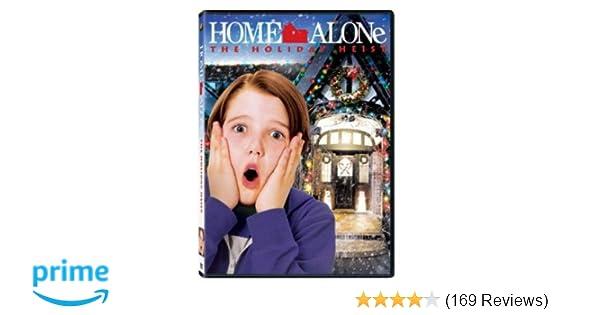 amazon com home alone the holiday heist malcolm mcdowell eddie