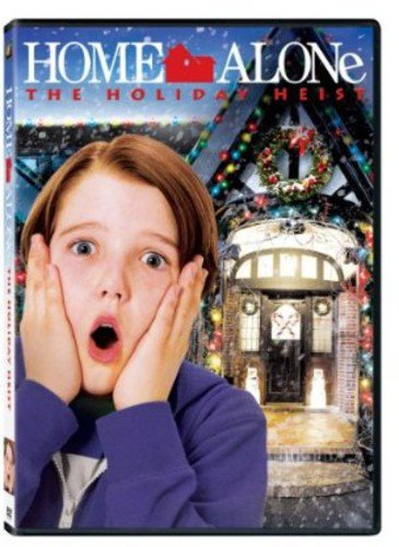 Home Alone: The Holiday Heist (4 1 2 3 Alone Home)