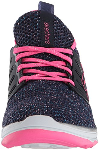 de Sprint Skechers Diamond Runner Fitness Sparkle Chaussures Nvhp Fille wxnfBvnqC