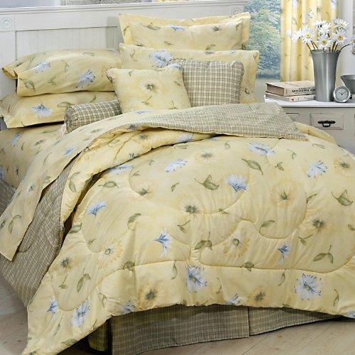 Hot Sale Laura 3 Piece Comforter Set Size Full