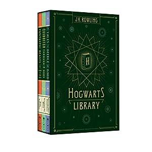 Hogwarts Library (Harry Potter)