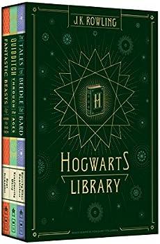 Hogwarts Library Harry Potter