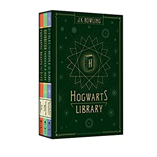 Hogwarts Library (Harry Potter)