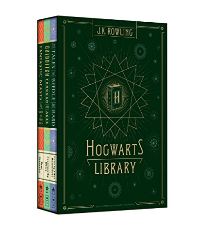 Hogwarts Library (Harry -