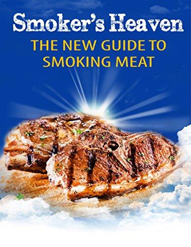 Smoker's Heaven: The New Guide to Smoking Meat (How to Smoke Meat Book 1) by [Jensen, Smokin' Bob]