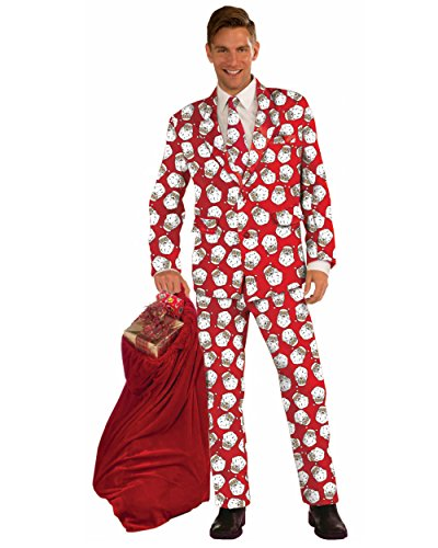 Christmas Sweater Suit.Step Up In A Men S Ugly Christmas Sweater Suit
