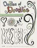 Design Originals DO-5305 Oodles of Doodles Book, Oodles Of Doodles