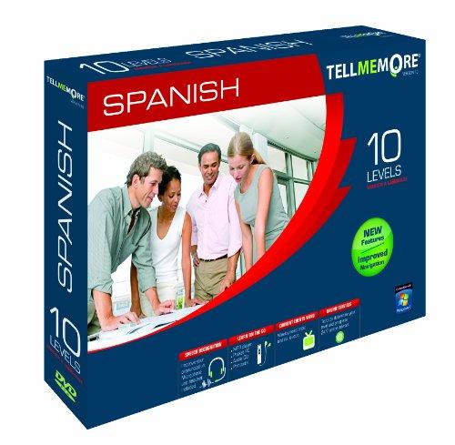 Tell Me More v10 Spanish - 10 Levels