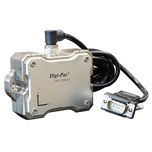 "Surface Servo Digital (Digi-Pas 2-AXIS HIGH-Precision Digital Inclination Sensor Module, Tilt Angle Sensor, Inclinometer, DWL5500XY 0.0002""/ft (0.02mm/M) NIST-Traceable)"