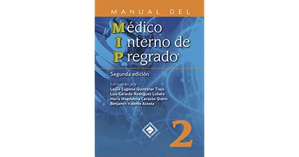 Manual Del Medico Interno De Pregrado Pdf