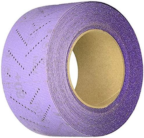 3M 3M-31488 Cubitron II Clean Sanding Hookit Abrasive Sheet Roll44; 240 g