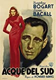 To Have and Have Not Poster Italian 27x40 Humphrey Bogart Lauren Bacall Walter Brennan