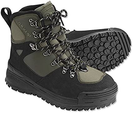 Orvis Access Wading Boot Rubber  Size 10 Discounted