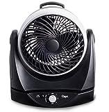 Ozeri OZF4 Desk Fan, Black