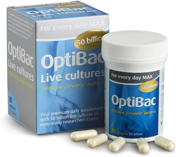 Wren Laboratories OptiBac for Every Day Max