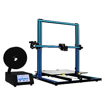 Z.L.FFLZ Impresora 3D X3ST-400 Impresora 3D 3.5 Pulgadas Pantalla ...
