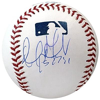 Adrian Gonzalez Autographed Los Angeles Dodgers Official Major League Baseball - PSA/DNA Certified Authentic