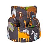 Ready Steady Bed® Africa Design Children's Bean Bag Chair