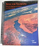 Style for Students : Effective Writing, Schall, 0808795341