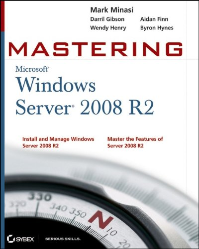 windows server 2008 r2 book - 1
