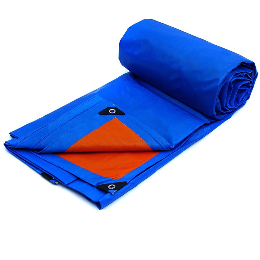 Plane hochdichtes gewebtes Polyäthylen, doppelseitig wasserdicht, regendicht, Sonnenschutz, Sonnenschutz