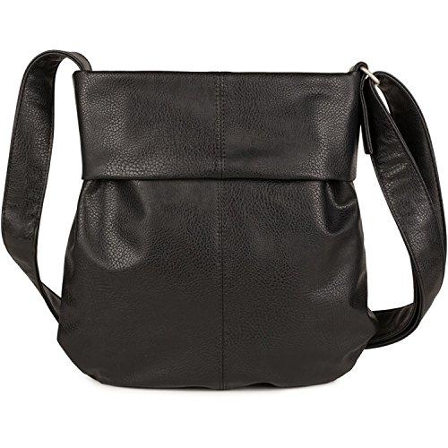 Mademoiselle Shopping Zwei Bag Cm black M10 Noir shoulder 31 znncRPW