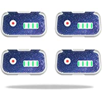 Skin For DJI Phantom 3 Drone Battery (4 pack) – Hustle   MightySkins Protective, Durable, and Unique Vinyl Decal wrap cover   Easy To Apply, Remove, and Change Styles   Made in the USA