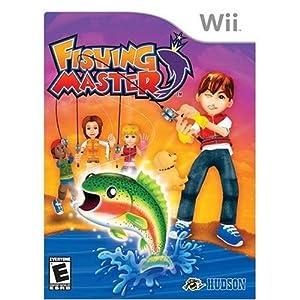 Fishing Master - Nintendo Wii