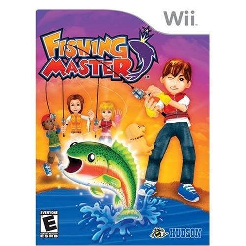 Fishing Master - Nintendo Wii (Derby Discount Furniture)