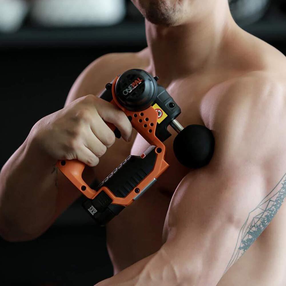 Amazon.com: ZRB Masajeador muscular de tejido profundo ...