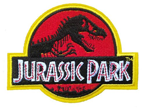 Jurassic Park Logo Embroidered -