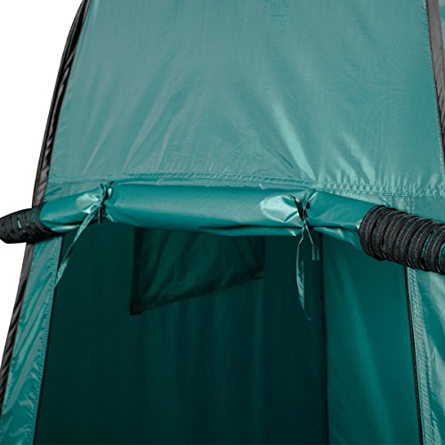 Generic O-8-O-0885-O oom Gre Tent Camping Camping Toilet Changing nging T Portable Pop g Toile Room Green shing & UP Fishing & Bathing HX-US5-16Mar28-3021 by Generic (Image #6)