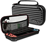 Bolsa Estojo Case Carry + Pelicula De Vidro - Nintendo Switch - OIVO
