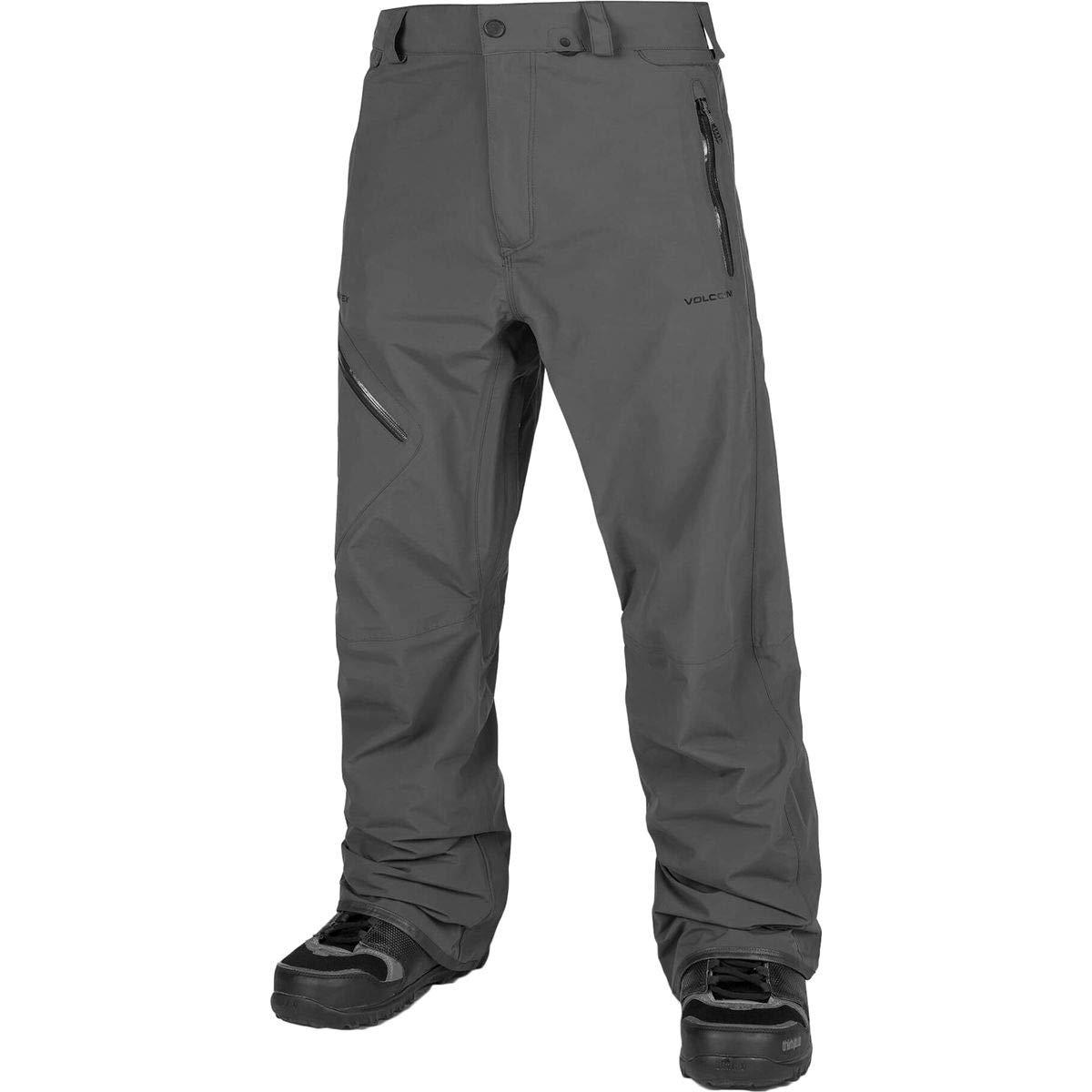 (ボルコム) Volcom L Gore-Tex Pant メンズ スノーボード ウェア ビブ パンツVintage 黒 [並行輸入品] Vintage 黒 日本サイズ XXL相当 (US XXL)