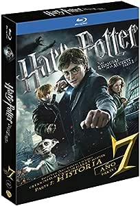 Harry Potter Y Las Reliquias De La Muerte Parte 1. Nueva