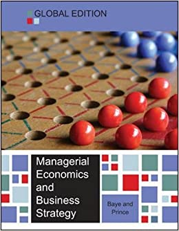 Managerial Econics and Business Strategy: Baye: 9780077154509 ...