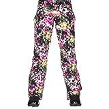 Womens Society Pant, Pixel Floral, Medium