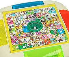ColorBaby- Juego de Mesa 2 en 1 Oca y Parchís CB Games (43308): Amazon.es: Juguetes y juegos