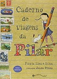 Caderno de viagens da Pilar