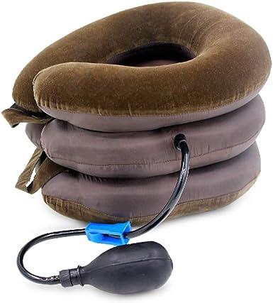 Amazon.com: GUS - Cuello hinchable y ajustable, cuello ...