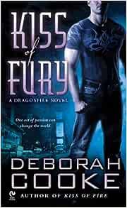 Ebook Kiss Of Fury Dragonfire 2 By Deborah Cooke
