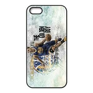 Custom Stephen Curry Basketball Series Iphone 5,5S Case JN5S-1935