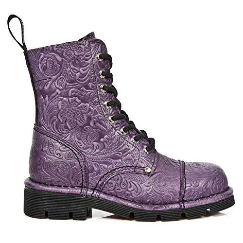 Rock T�rkis Newmili NEWMILI83 S11 New Stiefel M Purple OqSg164