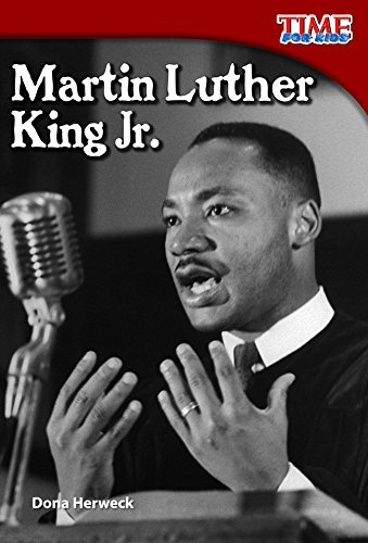 Martin Luther King Jr. (TIME FOR KIDS® Nonfiction Readers)