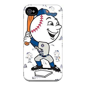 GMS659vkDu Snap On Case Cover Skin For Iphone 6 plus(new York Mets)