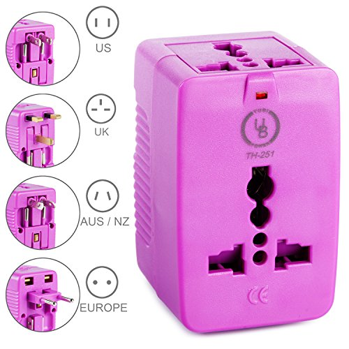 yubi-power-dual-outlet-travel-adapter-with-2-universal-outlets-built-in-surge-protector-and-neon-lig